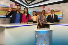 Emisión meridiana - Martes 8 de octubre