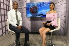 Emisión meridiana -  El Mundo - Jueves 24 de Octubre