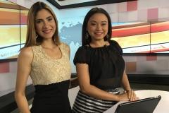 Emisión meridiana - Internacional y Deportes - Martes 12 de noviembre