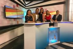 Emisión Meridiana - Jueves 8 de agosto