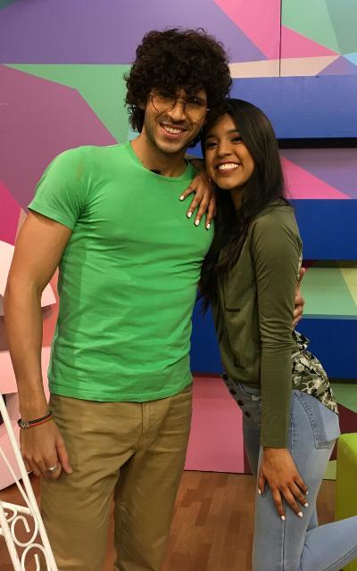 Victor Quijada y Michelle Borges