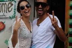 Ronald y Daniela  - Primera  Parada:  Puerto Cabello